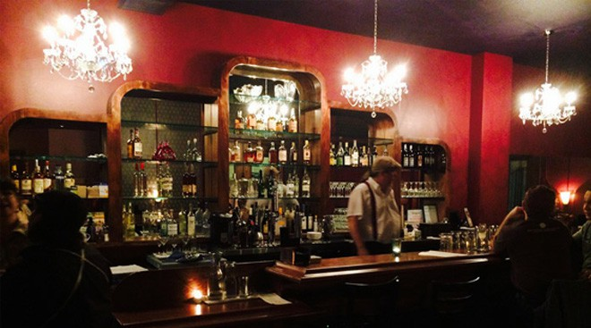 Dillinger's Martini Bar Remodel & Restoration | Olympia, WA