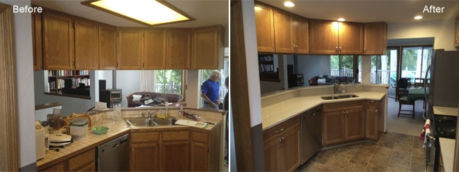 Ross Residence Kitchen Remodel | Olympia, WA