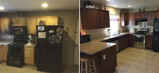 Wagner Residence Kitchen Remodel | Yelm, WA