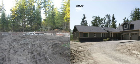 Fyrst Residence: New Home Construction | Yelm, WA