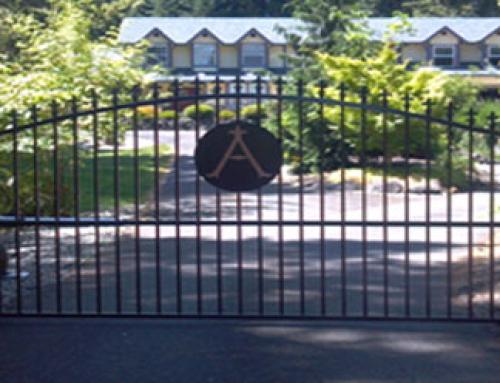Ironwork Gates