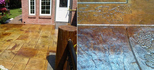 Stamped & Decorative Concrete Work | South Puget Sound, WA
