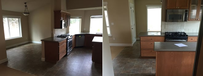 French Residence Remodel With New Hardwood Flooring U0026 Carpeting | Olympia,  WA