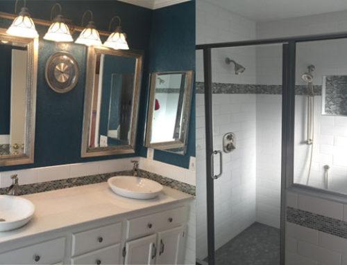 Modern Master Bathroom Remodel | Tumwater, WA