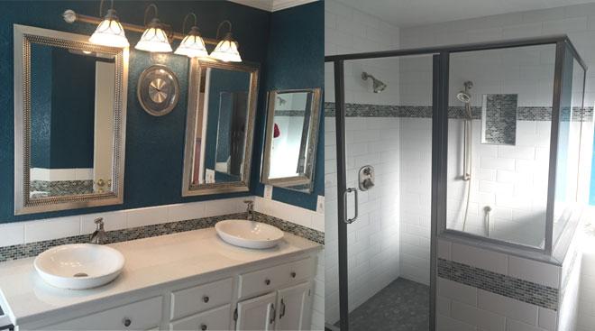 Bartlett Residence Bathroom Remodel | Tumwater, WA