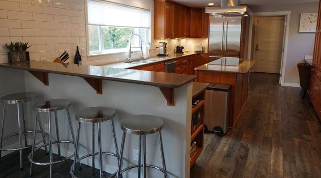 Samson Residence Remodel | Olympia, WA