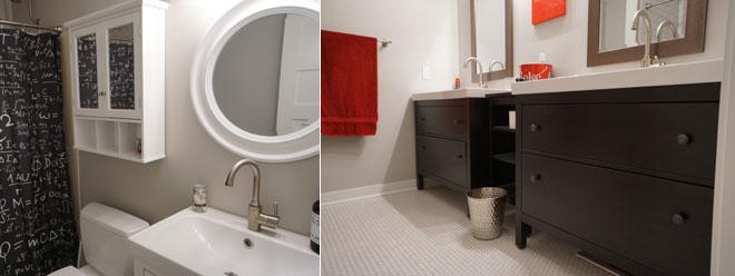 Samson Residence Remodel Olympia WA First Finishers LLC - Bathroom remodel olympia wa