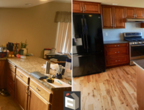 Kitchen remodel: a journey well worth the wait