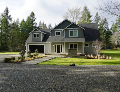 Olympia Custom Home Builder