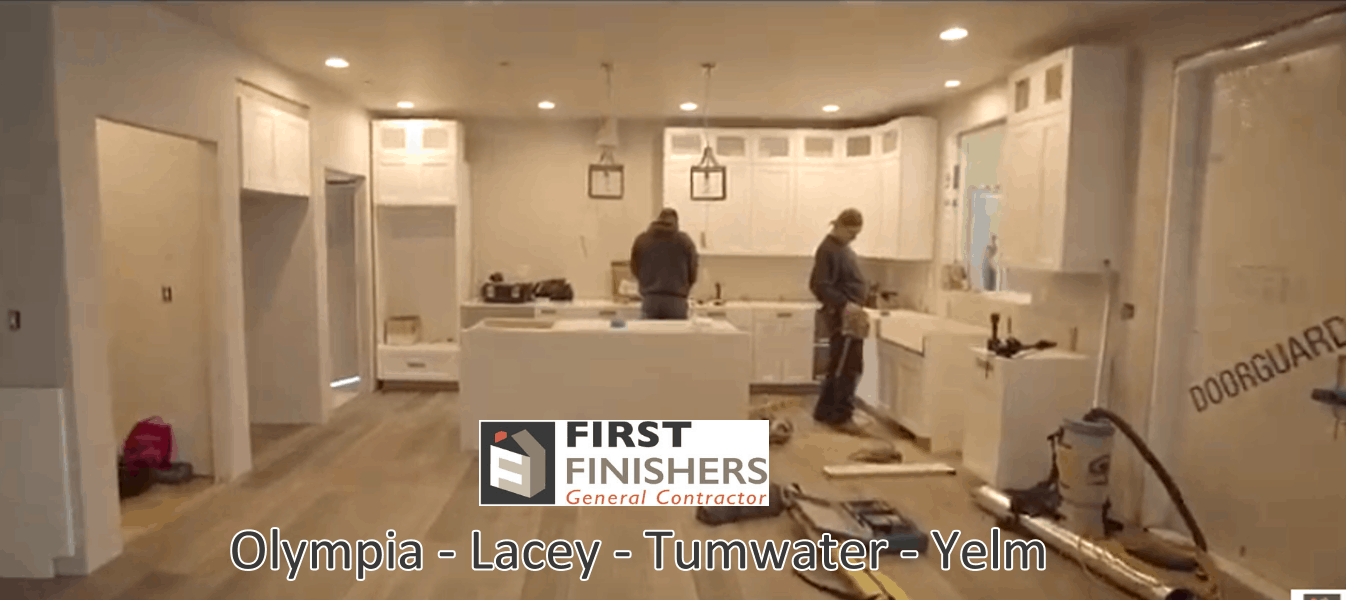 Olympia WA Remodeling Contractor Near me