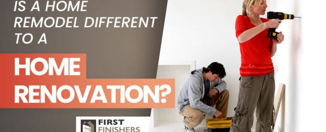 Difference Between Home Renovation and Home Remodeling